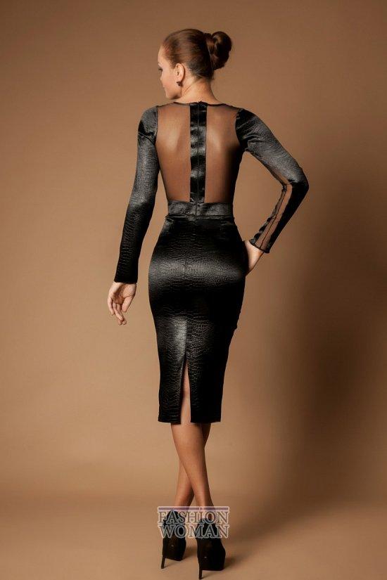 Коктейльные платья 2013 от Cristallini фото №11