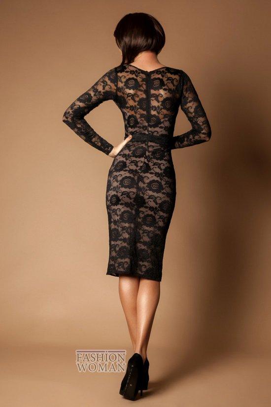 Коктейльные платья 2013 от Cristallini фото №13