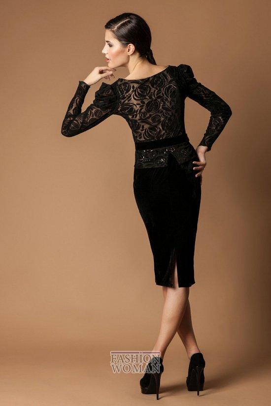 Коктейльные платья 2013 от Cristallini фото №16
