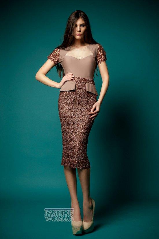 Коктейльные платья 2013 от Cristallini фото №17