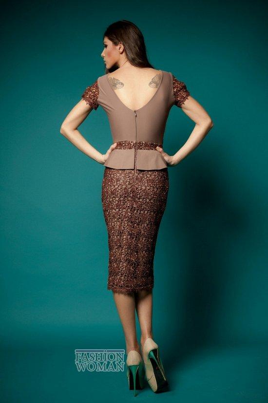 Коктейльные платья 2013 от Cristallini фото №18