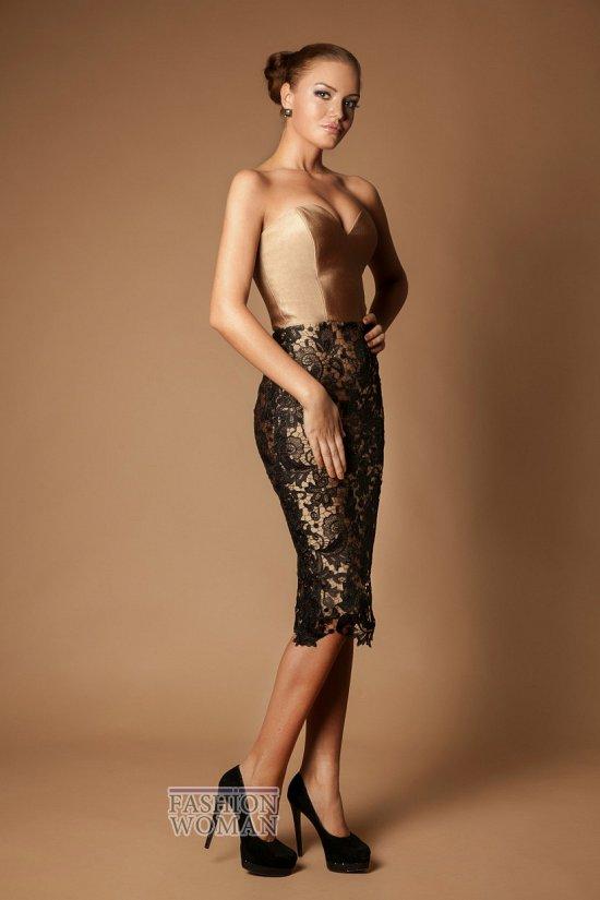 Коктейльные платья 2013 от Cristallini фото №19