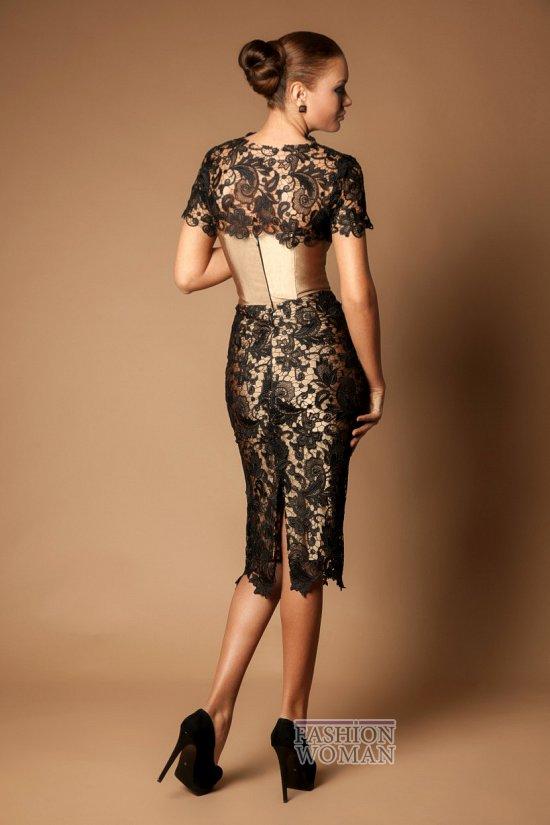 Коктейльные платья 2013 от Cristallini фото №20