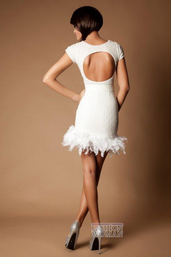 Коктейльные платья 2013 от Cristallini фото №22