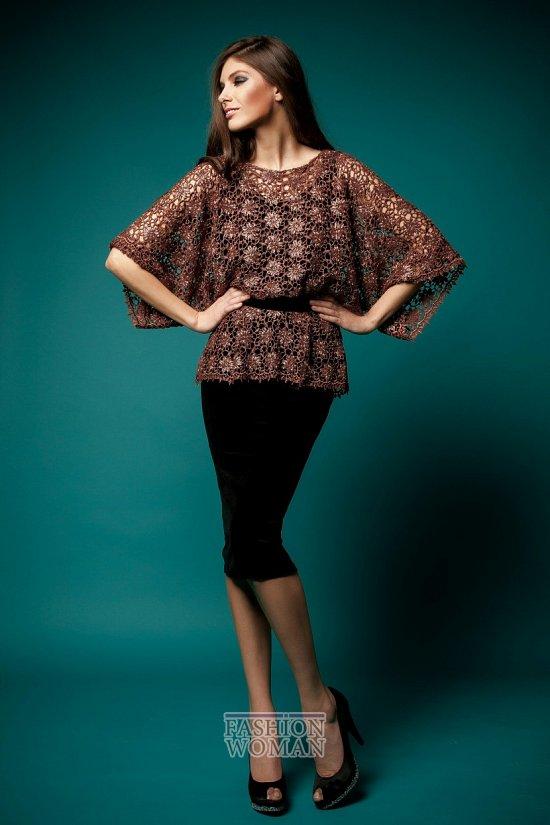 Коктейльные платья 2013 от Cristallini фото №23