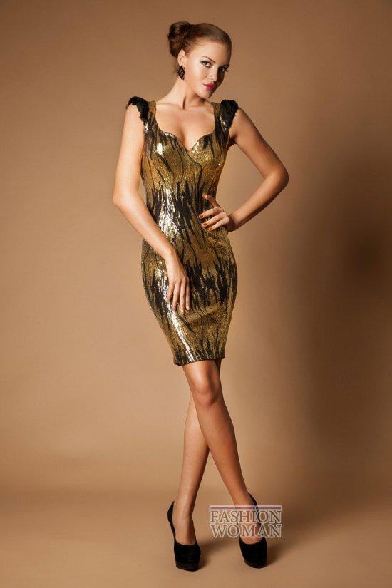 Коктейльные платья 2013 от Cristallini фото №4