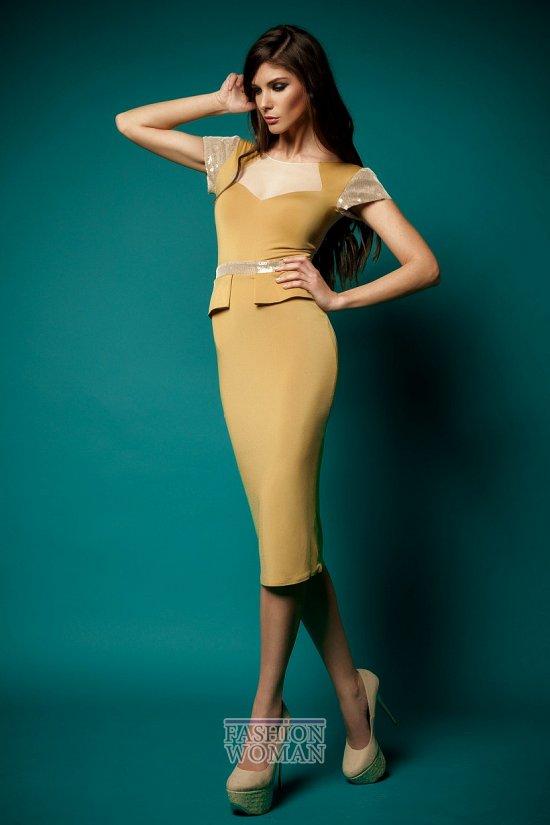 Коктейльные платья 2013 от Cristallini фото №31