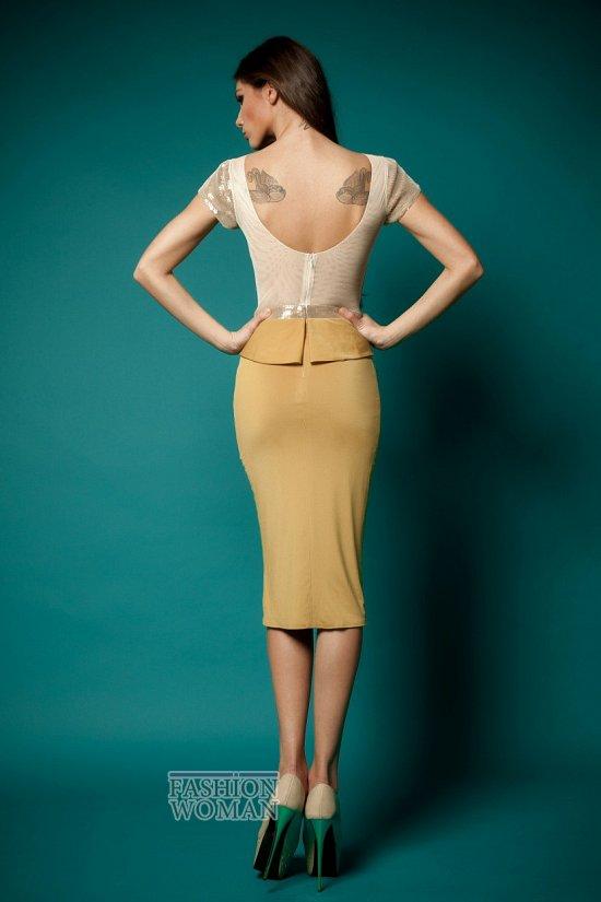 Коктейльные платья 2013 от Cristallini фото №32