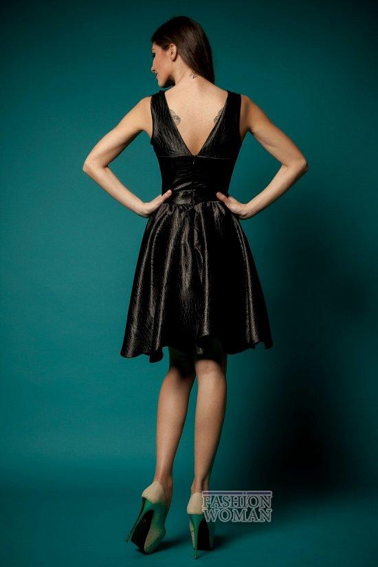 Коктейльные платья 2013 от Cristallini фото №37
