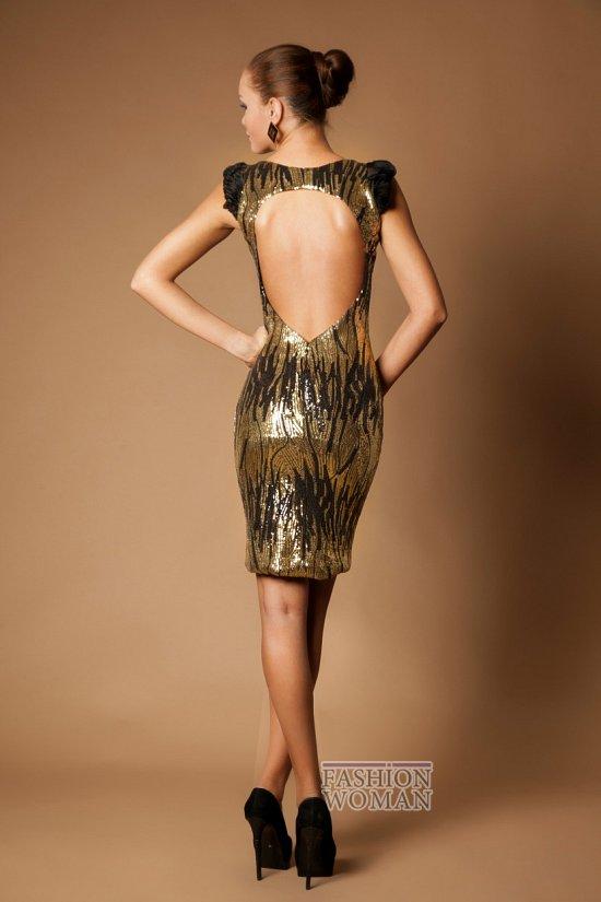 Коктейльные платья 2013 от Cristallini фото №5