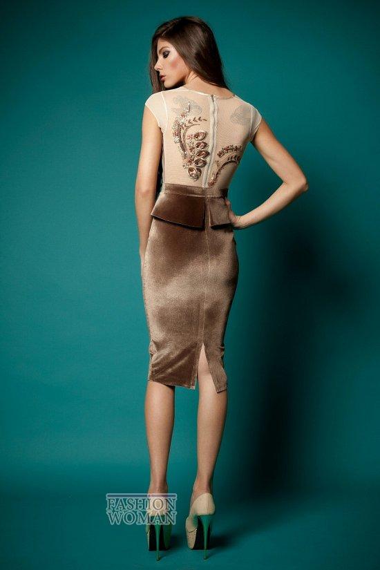 Коктейльные платья 2013 от Cristallini фото №7
