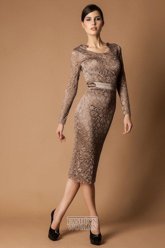 Коктейльные платья 2013 от Cristallini фото №8