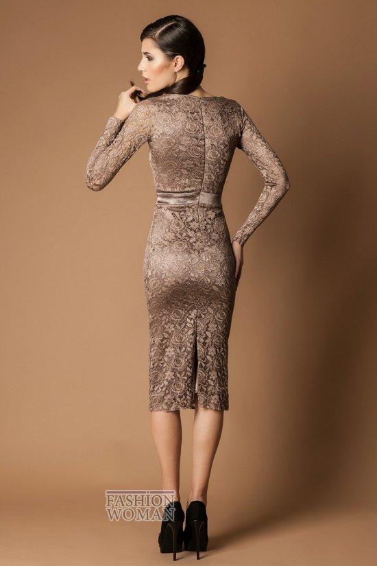 Коктейльные платья 2013 от Cristallini фото №9