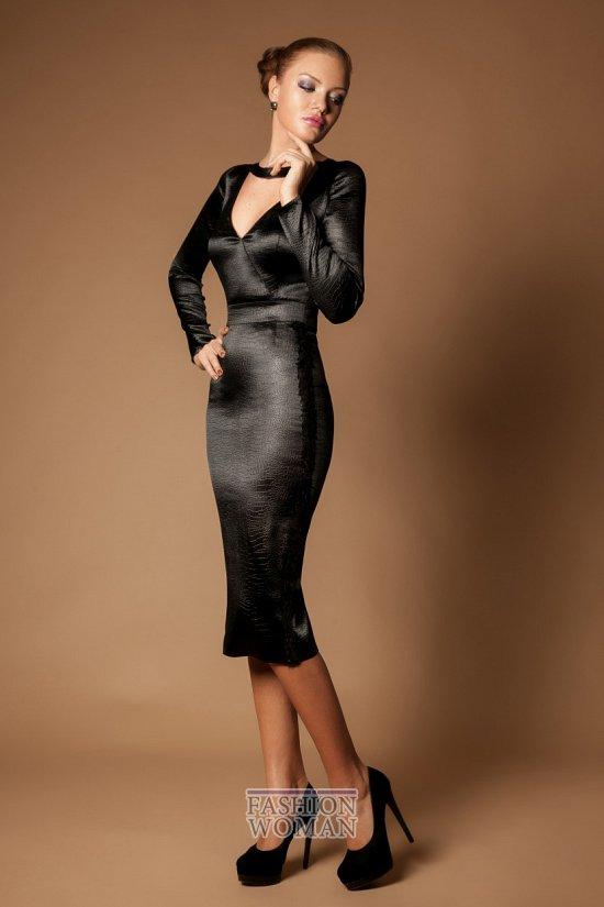 Коктейльные платья 2013 от Cristallini фото №10