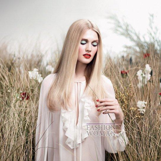 Коллекции макияжа Givenchy Instant Bucolique весна 2012 фото №1
