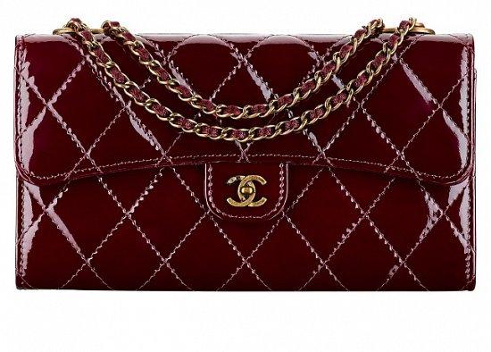 сумки из коллекции Chanel Pre-Fall 2015
