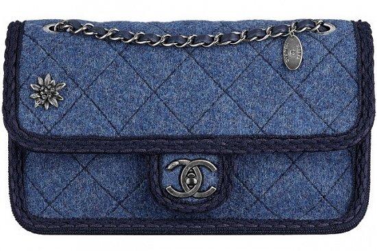Коллекция аксессуаров Chanel Pre-Fall 2015 фото №6