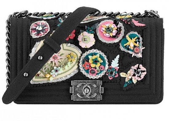 Коллекция аксессуаров Chanel Pre-Fall 2015 фото №10