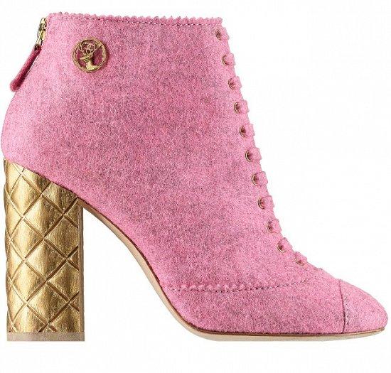 обувь Chanel Pre-Fall 2015
