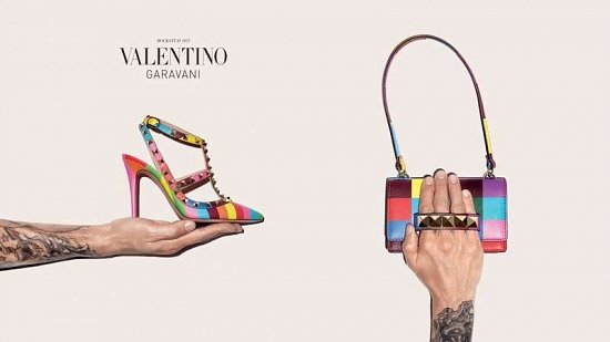 Коллекция аксессуаров Valentino Resort 2015 фото №11