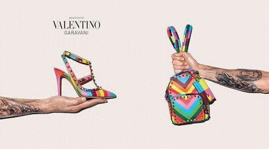 Коллекция аксессуаров Valentino Resort 2015 фото №13