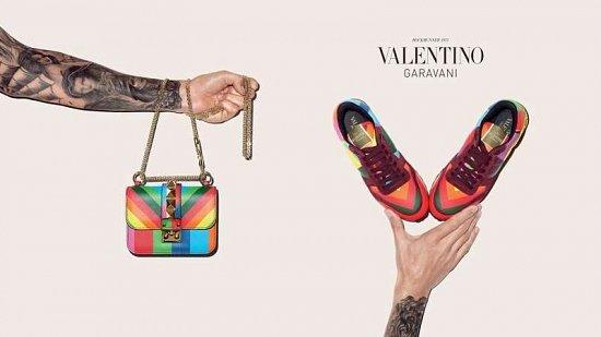 Коллекция аксессуаров Valentino Resort 2015 фото №12
