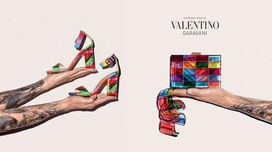Коллекция аксессуаров Valentino Resort 2015 фото №14