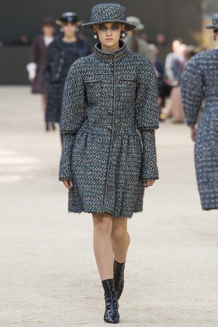 Коллекция Chanel Haute Couture осень-зима 2017-2018 фото №3
