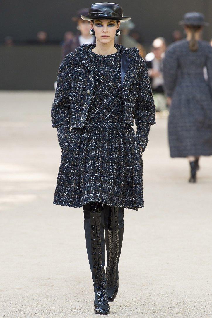 Коллекция Chanel Haute Couture осень-зима 2017-2018 фото №4