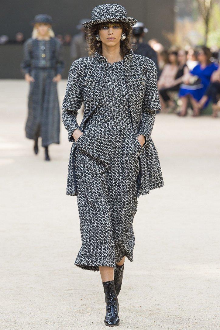 Коллекция Chanel Haute Couture осень-зима 2017-2018 фото №6