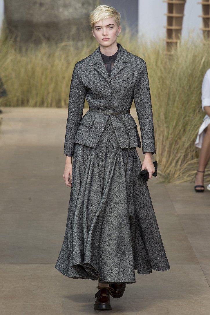 Коллекция Christian Dior Haute Couture осень-зима 2017-2018