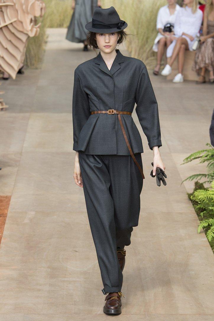 Коллекция Christian Dior Haute Couture осень-зима 2017-2018 фото №7