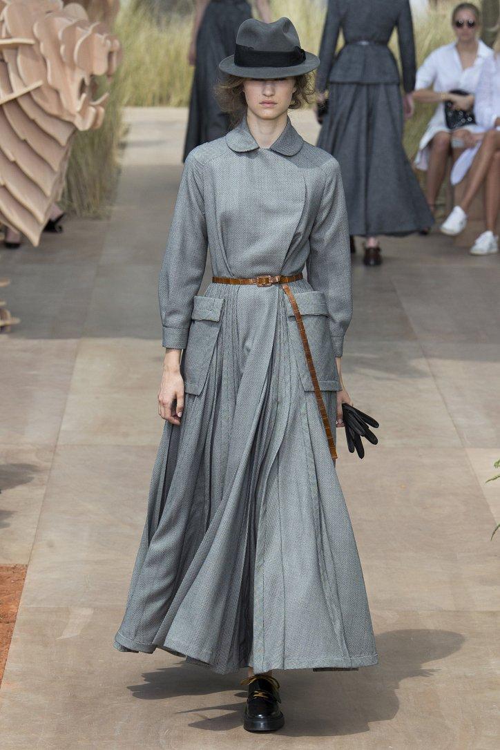 Коллекция Christian Dior Haute Couture осень-зима 2017-2018 фото №8
