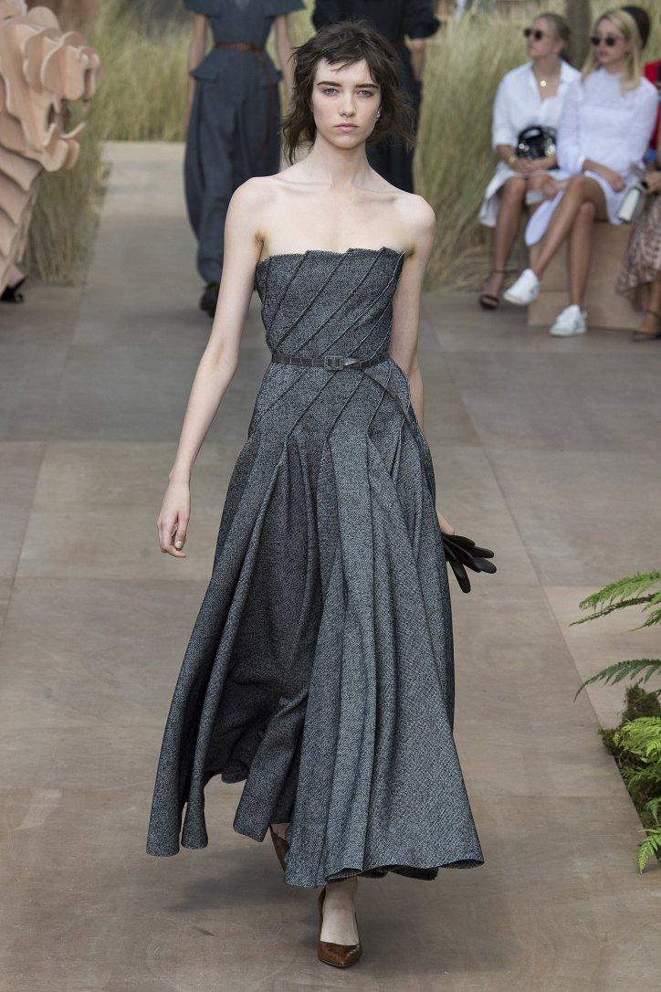 Коллекция Christian Dior Haute Couture осень-зима 2017-2018 фото №9
