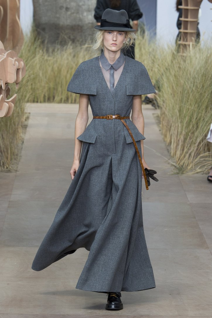 Коллекция Christian Dior Haute Couture осень-зима 2017-2018 фото №10