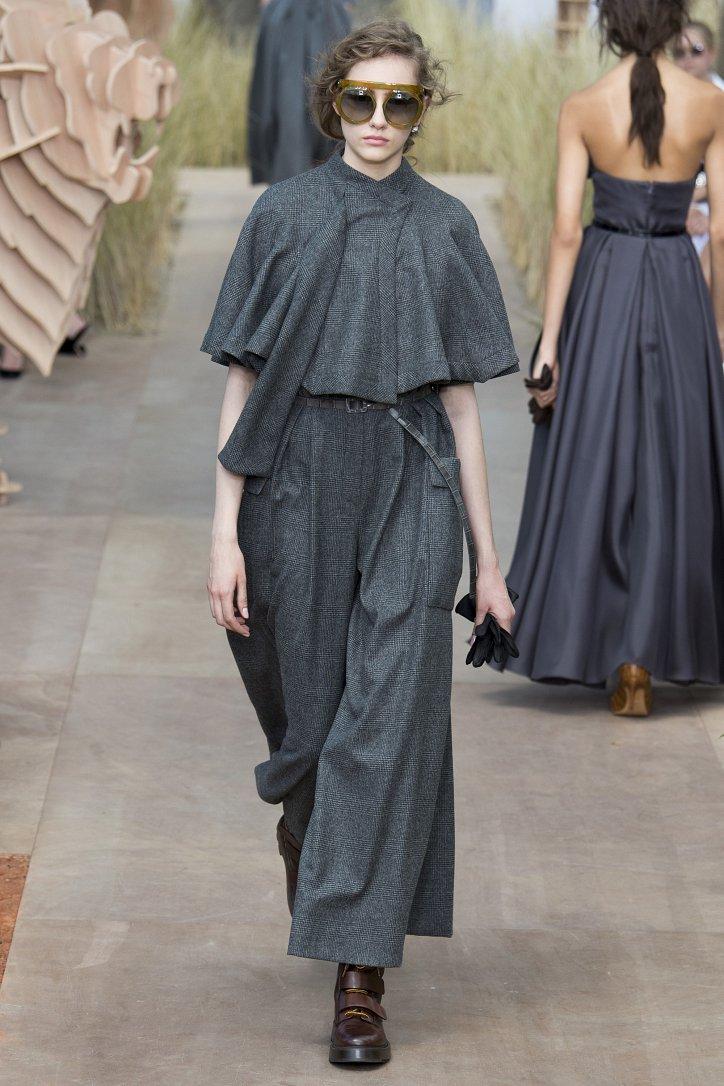 Коллекция Christian Dior Haute Couture осень-зима 2017-2018 фото №13