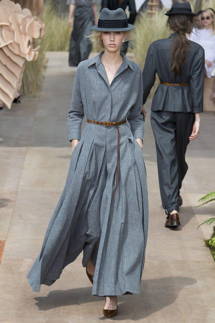 Коллекция Christian Dior Haute Couture осень-зима 2017-2018 фото №14