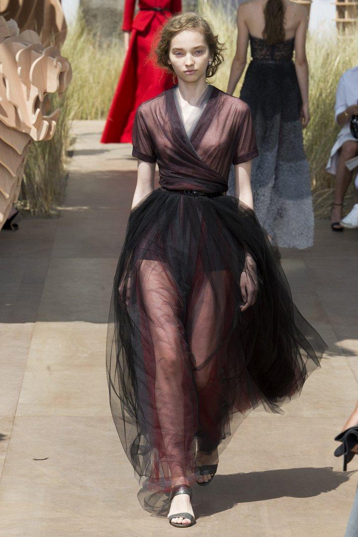 Коллекция Christian Dior Haute Couture осень-зима 2017-2018 фото №26