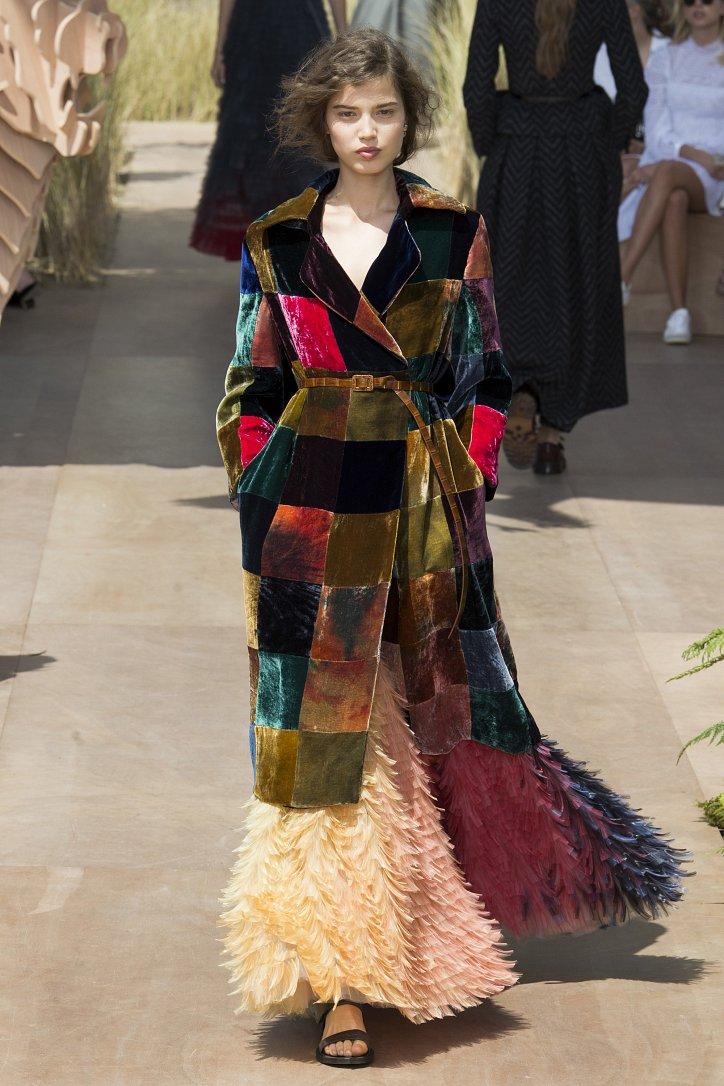 Коллекция Christian Dior Haute Couture осень-зима 2017-2018 фото №28