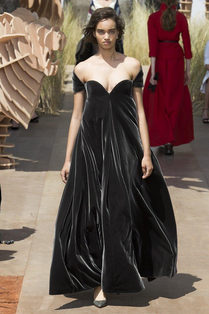 Коллекция Christian Dior Haute Couture осень-зима 2017-2018 фото №34