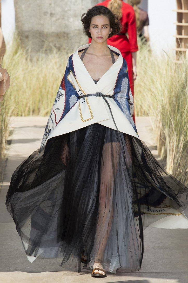 Коллекция Christian Dior Haute Couture осень-зима 2017-2018 фото №35