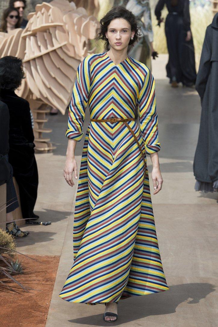 Коллекция Christian Dior Haute Couture осень-зима 2017-2018 фото №43