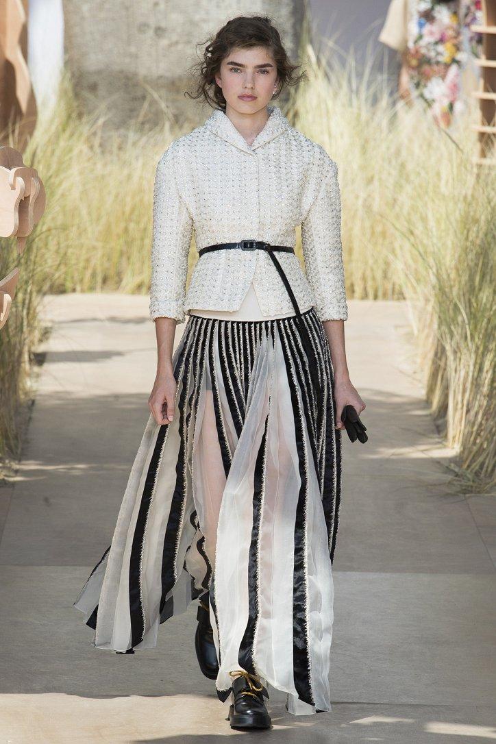 Коллекция Christian Dior Haute Couture осень-зима 2017-2018 фото №48