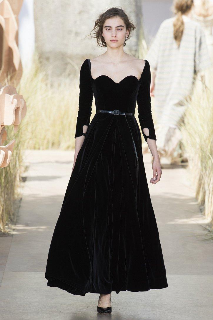 Коллекция Christian Dior Haute Couture осень-зима 2017-2018 фото №50