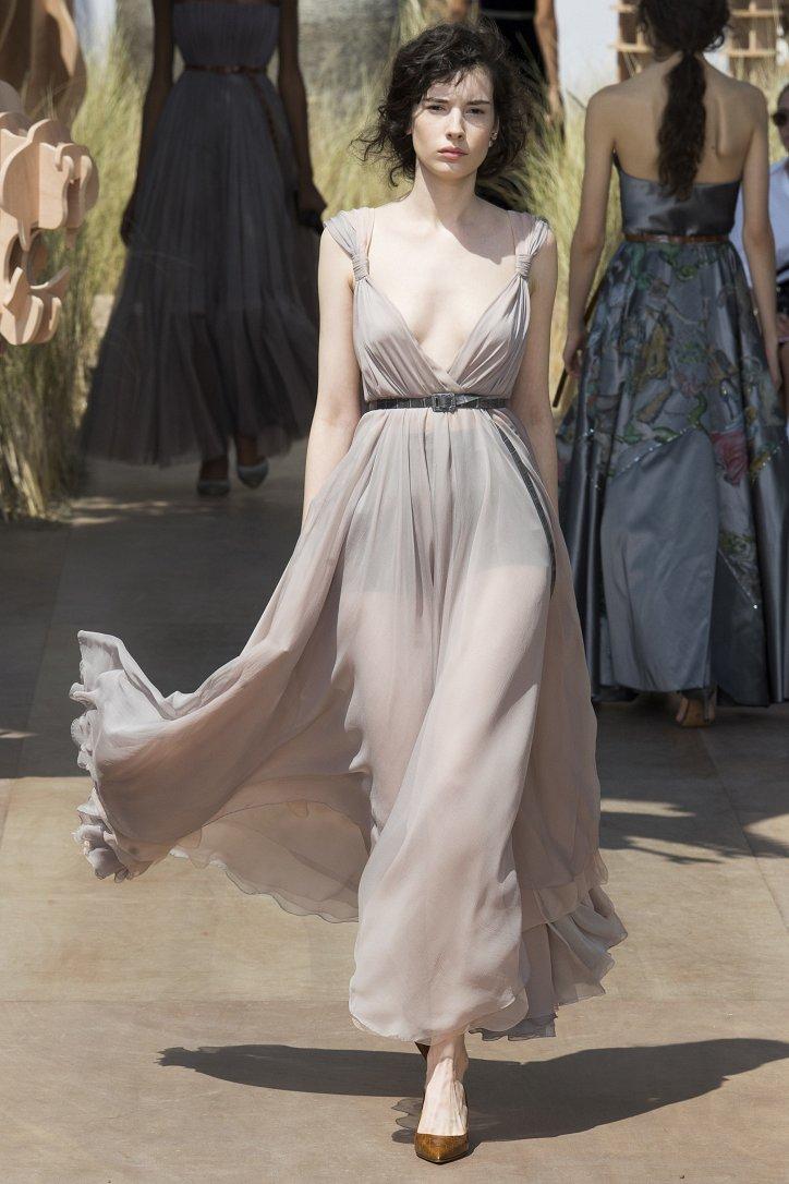 Коллекция Christian Dior Haute Couture осень-зима 2017-2018 фото №61