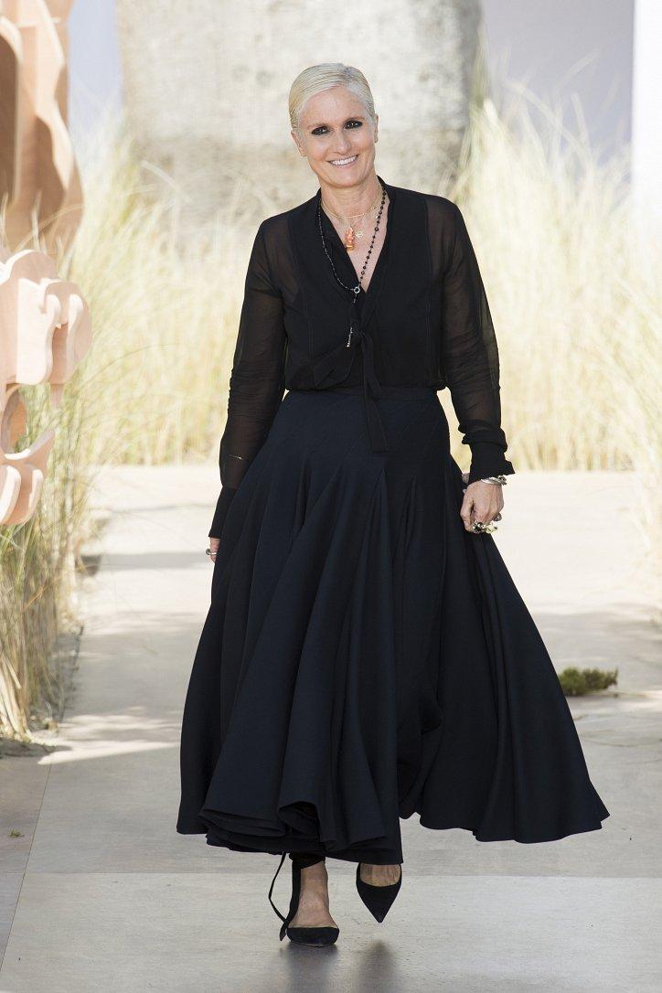 Коллекция Christian Dior Haute Couture осень-зима 2017-2018 фото №68