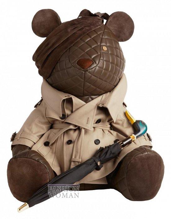 Коллекция дизайнерских плюшевых медведей Pudsey фото №1