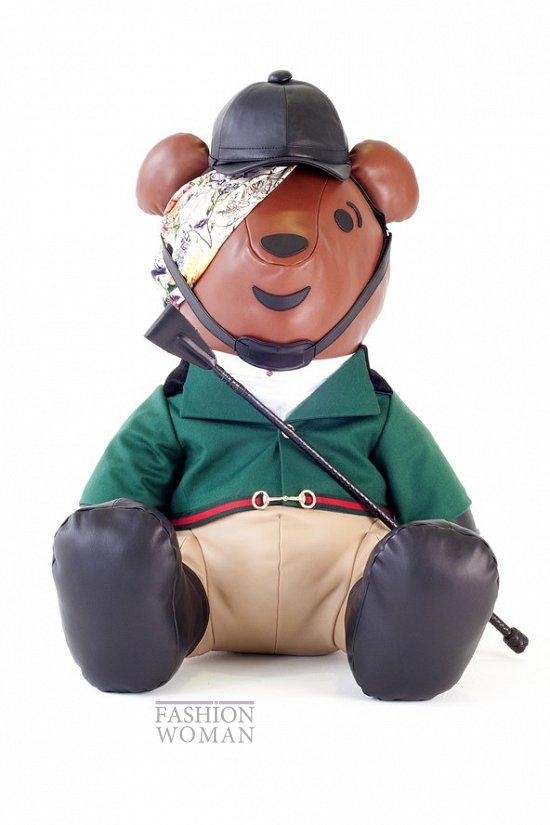 Коллекция дизайнерских плюшевых медведей Pudsey фото №2