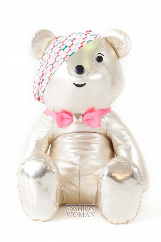 Коллекция дизайнерских плюшевых медведей Pudsey фото №12