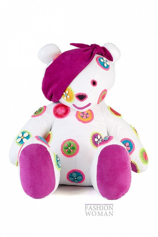 Коллекция дизайнерских плюшевых медведей Pudsey фото №13